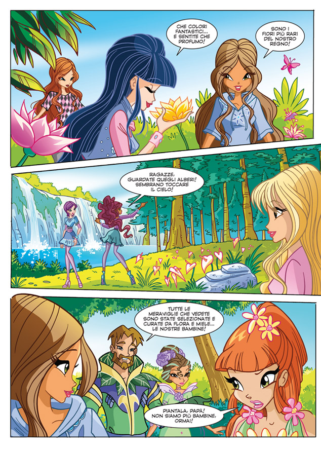 какой-то винкс картинки флора комикс комнате жениха