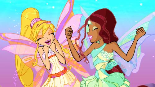 You can also be a fairy like us! | Winx Club