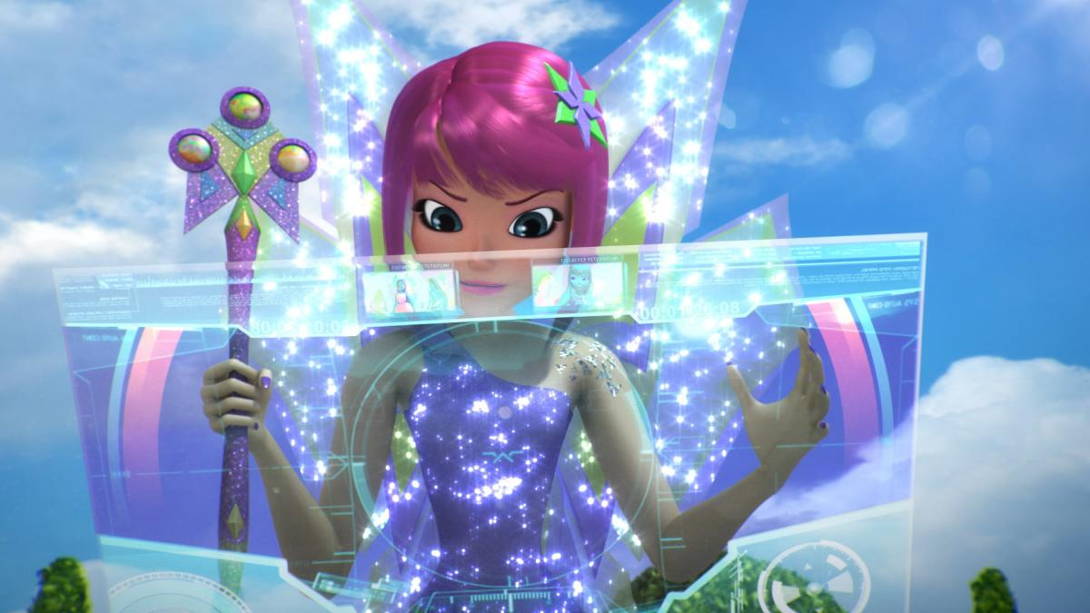 Je me présente : mon nom est Tecna!   Winx Club