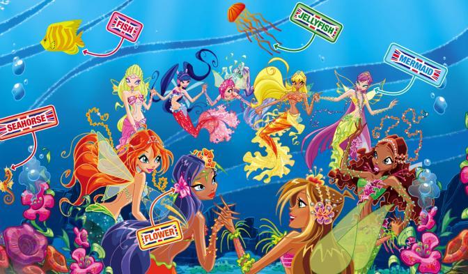 Toys - Magic Ocean