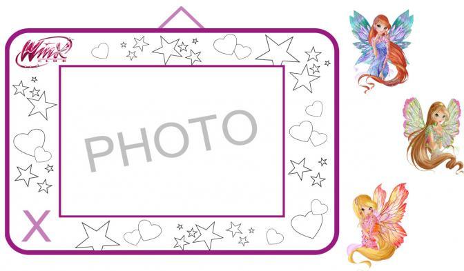Winx Dreamix frame