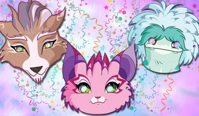 Fairy Animal masks