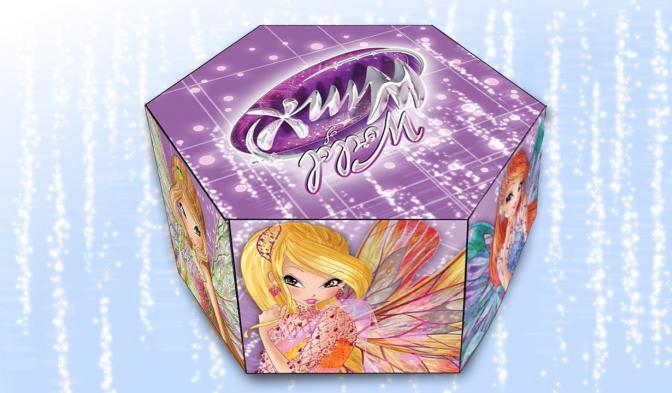 Dreamix box