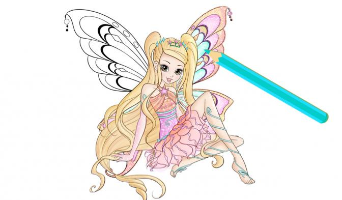 Enchantix Print & Color
