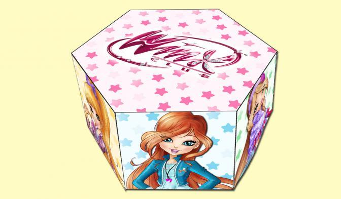 Winx Series 8 Fashion-Box