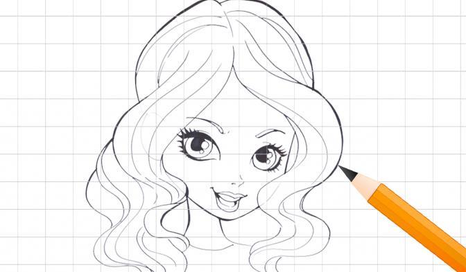 Layla Karakterinin Çizimi