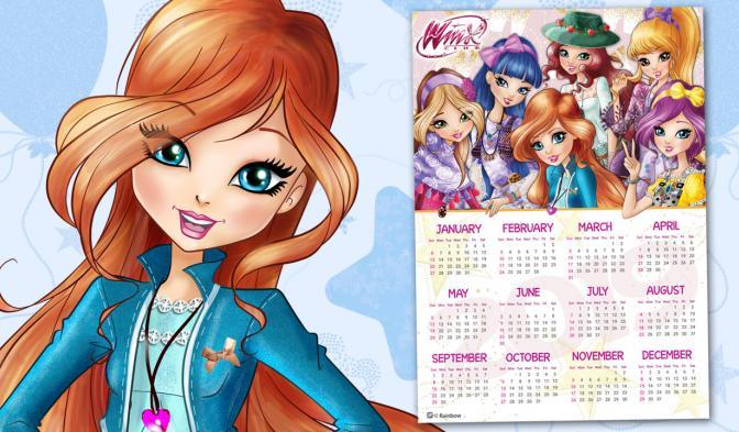 2019 Calendar EN