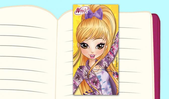 Stella Series 8 bookmark