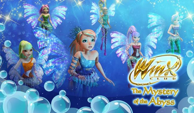 Winx Mystery of the Abyss  FR