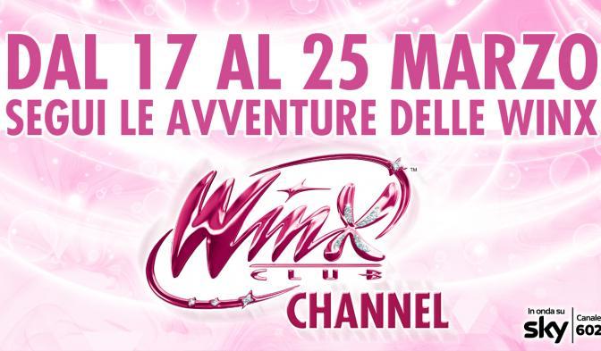 Winx Club Channel: un canale tutto dedicato alle Winx!