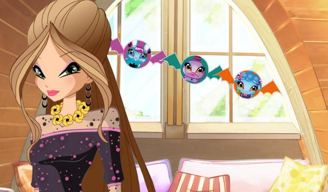 HalloWinx...garlands!