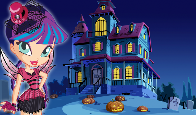 Winx Avatar! Here are the new outfits for Halloween!