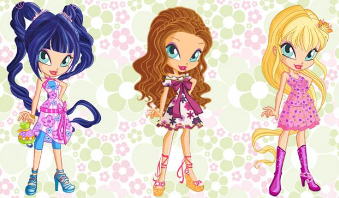 This spring is even trendier with Winx Avatars!