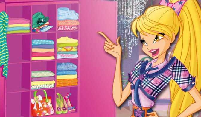 How to organize a magical... wardrobe!