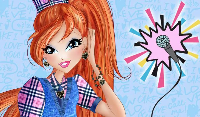 Interview the Winx: Bloom's answers!
