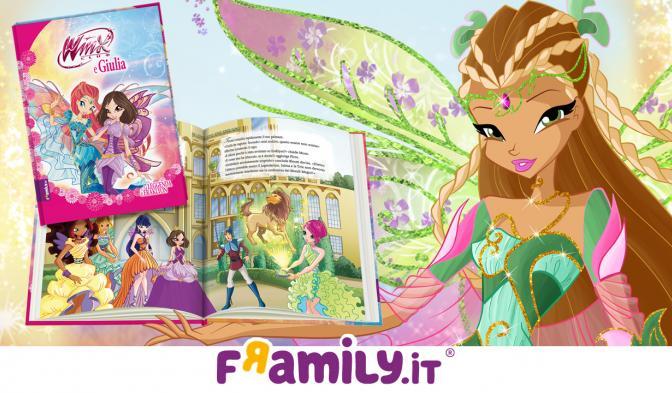La Pasqua è magica con la promozione Winx Framily
