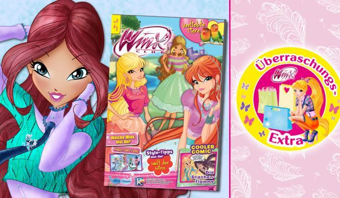 Das neue Winx Club Magazin #05/18 ist da!