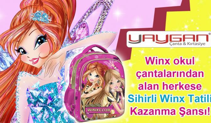 Winx Club Yarışmasına Katıl!