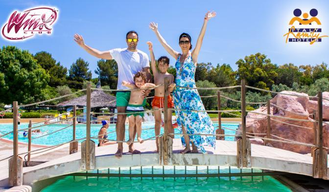 Vinci una vacanza per tutta la famiglia!