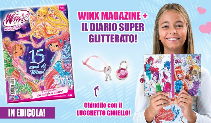 Winx Club Magazine 178