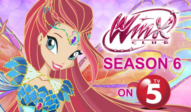 Winx Club season 6 is coming!