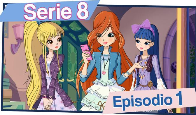 Guardate il primo episodio della nuova serie 8 su Youtube