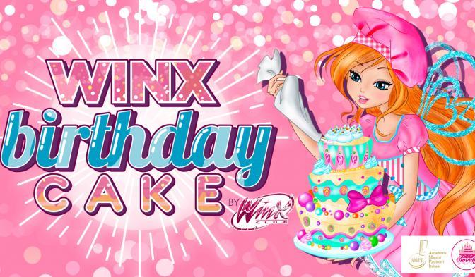 Winx Birthday Cake Wettbewerb