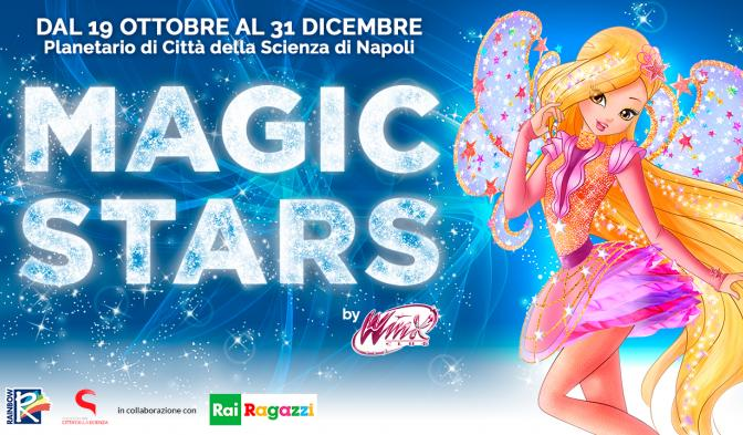 Winx Club Magic Stars: alla scoperta dell'universo con le Winx!