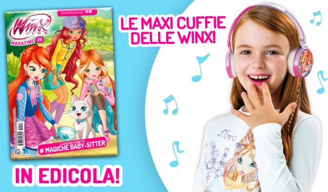Winx Magazine 211