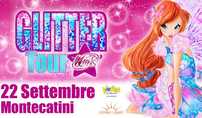 Glitter Tour del Winx Club: nuove tappe!