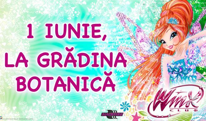 """Alăturați-vă magiei la Grădina Botanică """"Dimitrie Brandza""""!"""