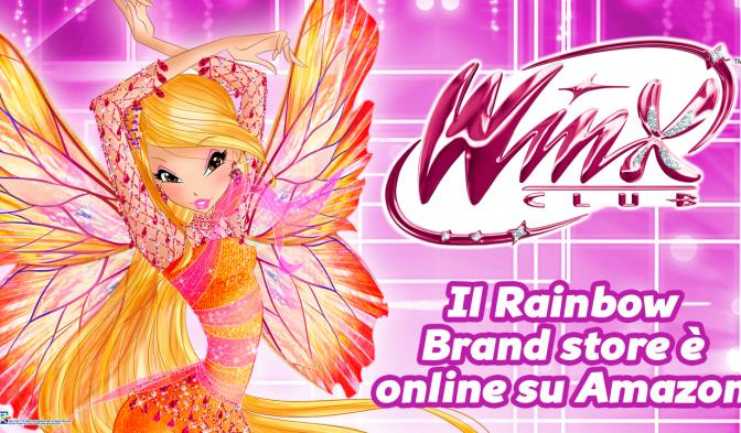 Scoprite il magico mondo del Winx Club su Amazon