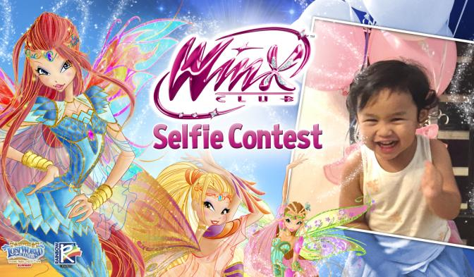 Winx Club Selfie Contest winner announcement!