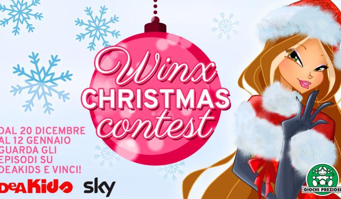 Winx Christmas Contest