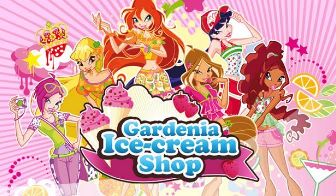 GIOCA. Gardenia Ice Cream Shop