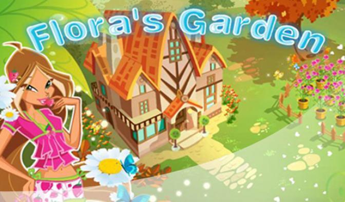 Flora's Garden EN