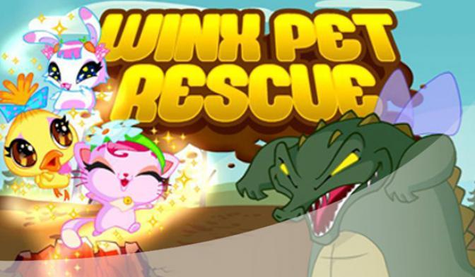 Resgate de Pets Winx