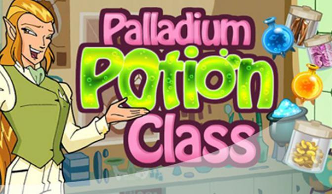 Palladium Potion Class