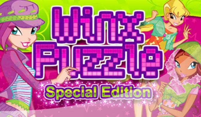 Winx Puzzle Special Edition