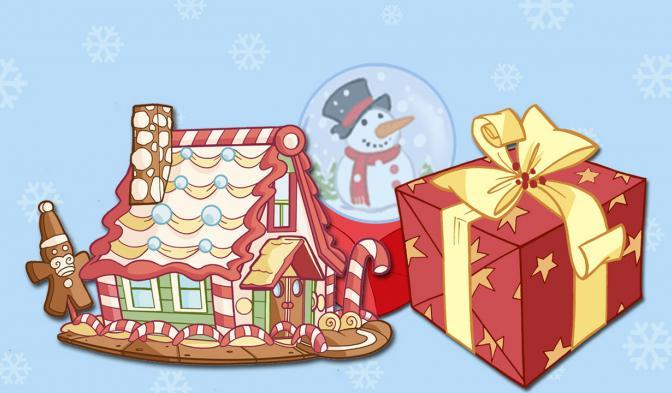 Welches Weihnachtsmotiv passt am besten zu dir?