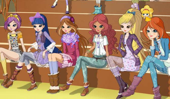 Which Winx are you?