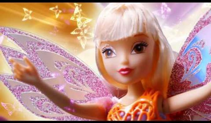 Winx Club - Ляльки Winx Butterflix!