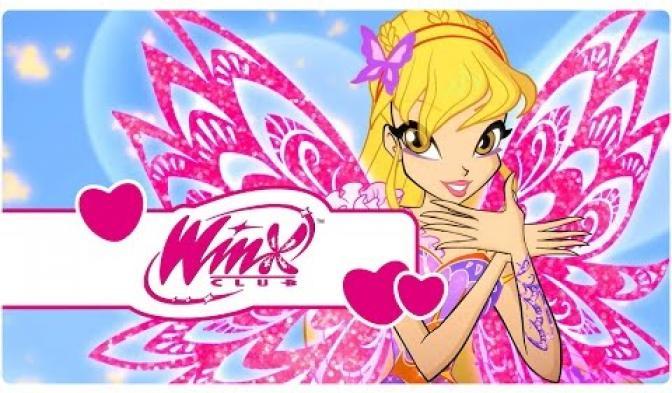Stella: Canlı bir Hayat… Winx Tarzı!